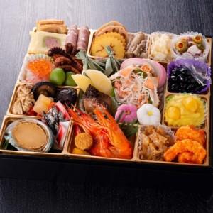 ホテル グランヴィア大阪 監修 和洋中 おせち料理 2021 一段重 34品 盛り付け済み 冷蔵おせち 約2人前 お届け日:12月31日