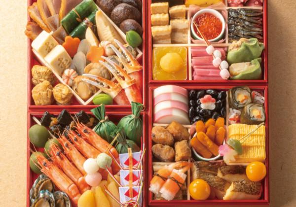 京菜味のむら 京風おせち 「雅」四段重(約4~5人前)45品目【おせち2021★】
