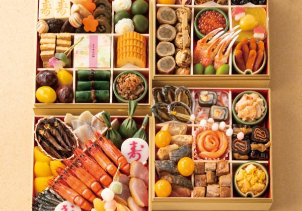 京菜味のむら 京風おせち 「朱雀」四段重(約5~6人前)52品目【おせち2021★】